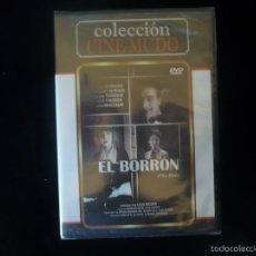 Cine: EL BORRON, COLECCION CINE MUDO (DVD NUEVO PRECINTADO). Lote 194569192