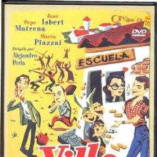 Cine: VILLA ALEGRE DVD (PEPE ISBERT) UNA JOYITA DE NUESTRO INCIPIENTE CINE. HAY QUE TENERLA. Lote 207256312