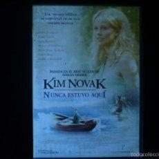 Cine: KIM NOVAK NUNCA ESTUVO AQUI (DVD COMO NUEVO). Lote 57852312