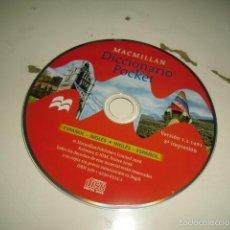Cine: DVD SOLO DISCO SIN CARATULA DICCIONARIO POCKET . Lote 57926812
