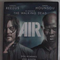 Cine: DVD. AIR ( NORMAN REEDUS - DJIMON HOUNSOU ). Lote 57937534