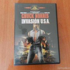 Cine: DVD INVASION USA. Lote 58080281