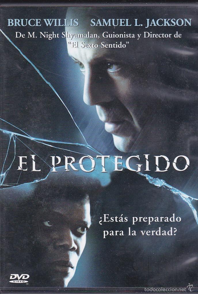 El Protegido Bruce Willis Samuel L Jackson Vendido En Venta