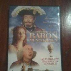 Cine: LAS AVENTURAS DEL BARON MUNCHAUSEN. Lote 58200783