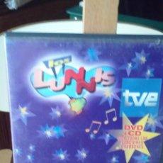 Cine: LOS LUNNIS NOS VAMOS A LA CAMA DVD. Lote 58226154