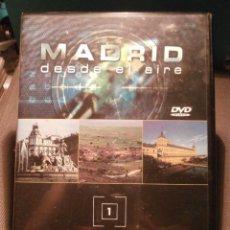 Cine: DOCUMENTAL - DVD - MADRID DESDE EL AIRE - 1. Lote 58338087