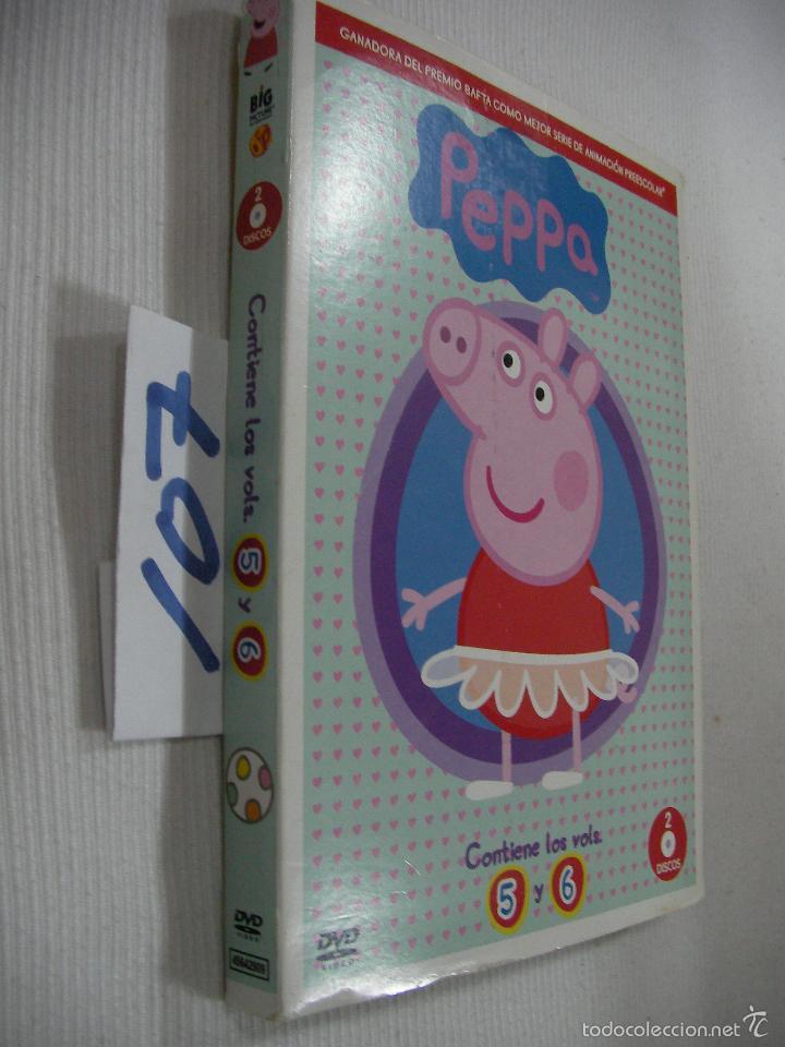 PELICULA DVD - PEPPA - ENVIO INCLUIDO A ESPAÑA (Cine - Películas - DVD)