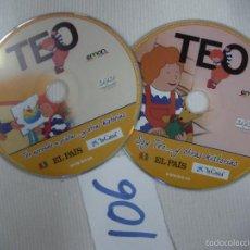 Cine: PELICULA DVD - TEO - ENVIO INCLUIDO A ESPAÑA. Lote 58384271