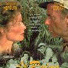 Cine: LA REINA DE ÁFRICA (1951) EDICION MANGA FILMS AVENTURAS. ROMANCE   I GUERRA MUNDIAL. ÁFRICA .. Lote 58425335