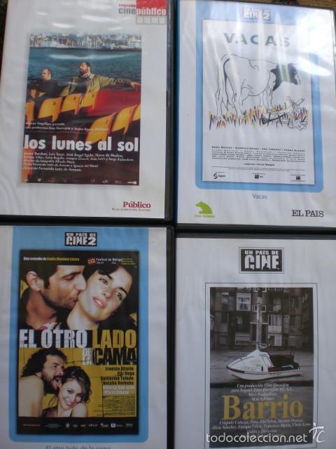 LOTE DE CINE ESPAÑOL 2 (Cine - Películas - DVD)