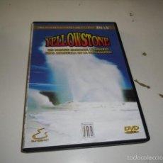 Cine: DVD PELICULA SOLO CARATULA SIN DISCO YELLOWSTONE. Lote 58437217