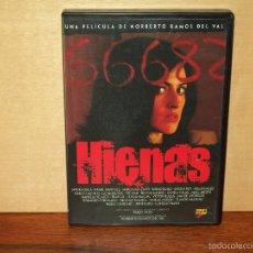 Cine: HIENAS - JAVIER ALBALA - MARGA MANZANO -DIRIGIDA POR NORBERTO RAMOS DEL VAL - DVD CINE ESPAÑOL. Lote 269487188