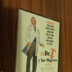 Cine: EL DR. T Y LAS MUJERES. ROBERT ALTMAN. RICHARD GERE. HELEN HUNT. FAWCETT. PRECINTADA. SIN ABRIR. Lote 58479703