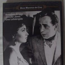 Cine: DVD. LA BURLA DEL DIABLO ( HUMPHREY BOGART - JENNIFER JONES ). Lote 58488171