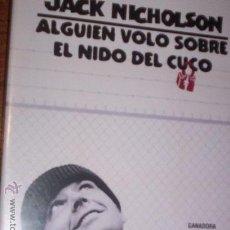 Cine: ALGUIEN VOLO SOBRE EL NIDO DEL CUCO. Lote 13271772
