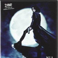 Cine: DVD *** UNDERWORLD ** DE LEN WISEMAN CON KATE BECKINSALE, SCOTT SPEEDMAN,**DESCATALOGADA. Lote 58521992