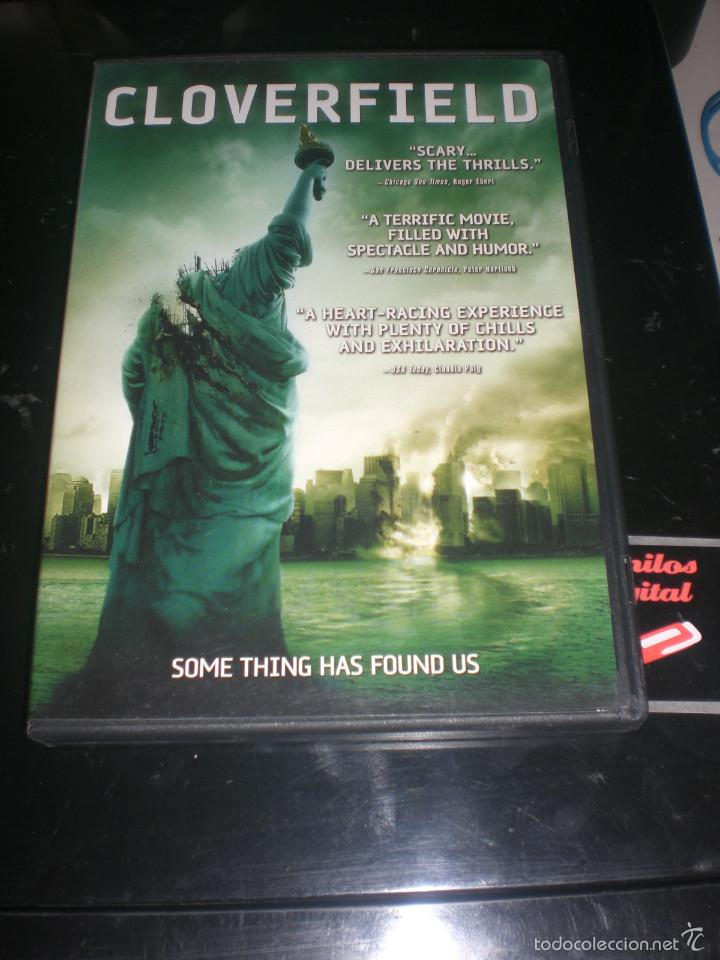 DVD CLOVERFIELD - USA ZONA 1 (Cine - Películas - DVD)