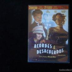 Cine: ACORDES & DESACUERDOS (DVD COMO NUEVO). Lote 58527664