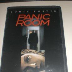 Cine: DVD PANIC ROOM - USA ZONA 1. Lote 58549503