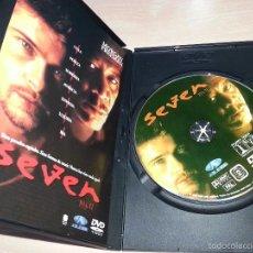 Cine: SEVEN - DVD VIDEO - COLUMBIA TRISTAR - AURUM. Lote 58556635