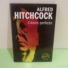Cine: CRIMEN PERFECTO (ALFRED HITCHCOCK) GRACE KELLY ,RAY MILLAND CON LIBRETO. Lote 58563942