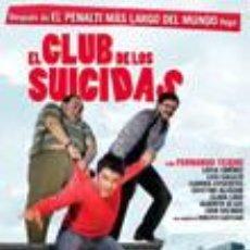 Cine: EL CLUB DE LOS SUICIDAS (2007) ADAPTACIONES DE ROBERT LOUIS STEVENSON. Lote 58569028