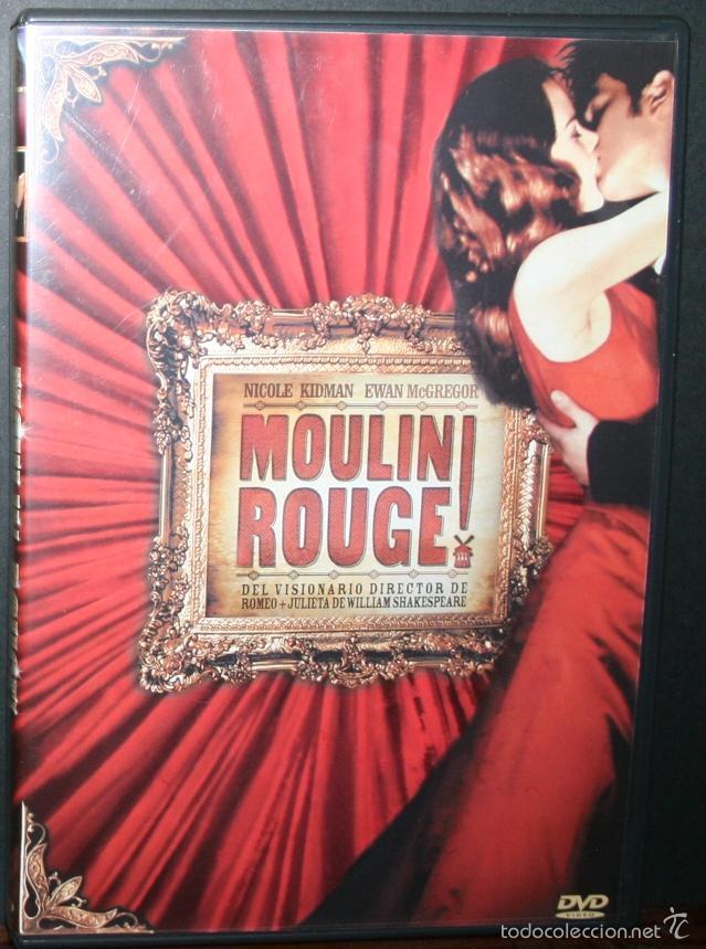 Dvd Moulin Rouge Dir Baz Luhrmann Kaufen Filme Auf Dvd In