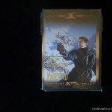 Cine: 007 AL SERVICIO DE SU MAJESTAD , DVD EDICION ESPECIAL 007 (DVD NUEVO PRECINTADO). Lote 179553392