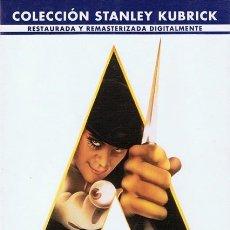 Cine: DVD LA NARANJA MECÁNICA STANLEY KUBRICK . Lote 58684753