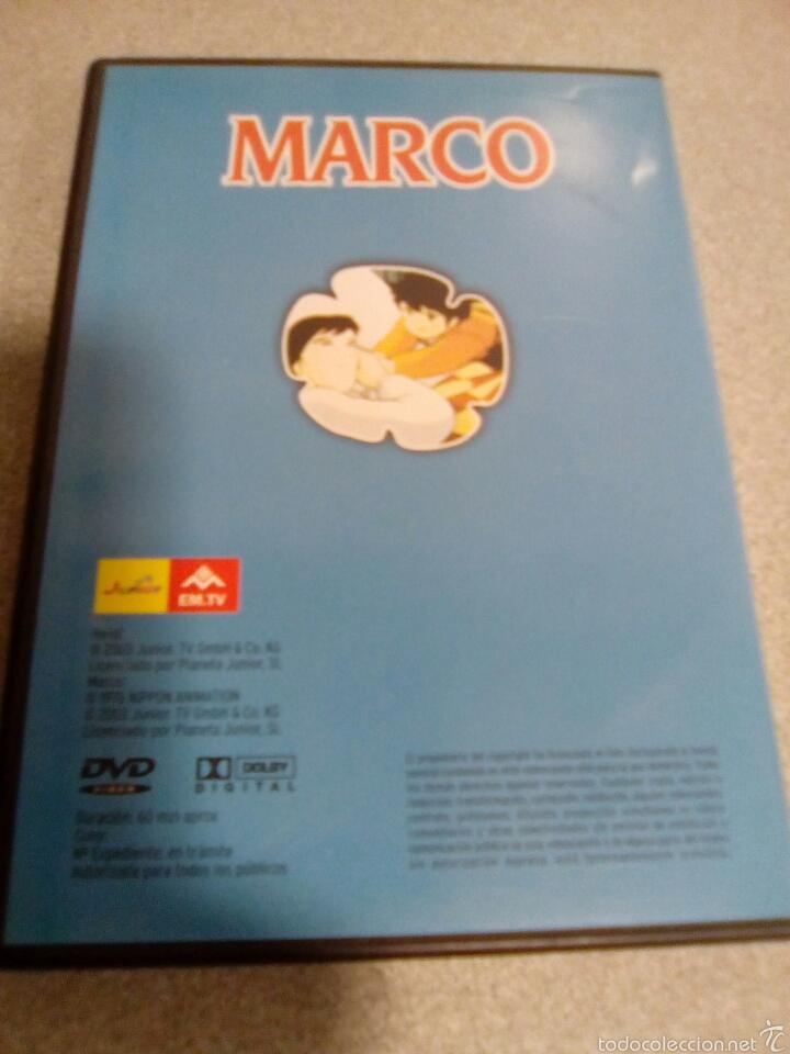 dvd marco - cuatro capitulos - Comprar Películas en DVD en ...