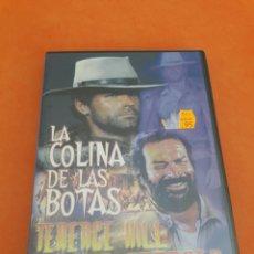 Cine: LA COLINA DE LAS BOTAS ( NUEVO PRECINTADO DVD ). Lote 58857891