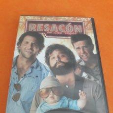 Cine: RESACON EN LAS VEGAS ( NUEVO PRECINTADO DVD ). Lote 58862690