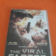 Cine: THE VIRAL FACTOR ( NUEVO PRECINTADO DVD ). Lote 58903131