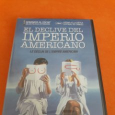 Cine: EL DECLIVE DEL IMPERIO AMERICANO ( NUEVO PRECINTADO DVD ) . Lote 58903988