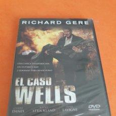 Cine: EL CASO WELLS ( NUEVO PRECINTADO DVD ). Lote 58904908