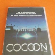 Cine: COCOON ( NUEVO PRECINTADO DVD ). Lote 58905478
