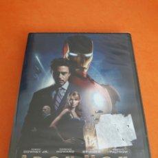 Cine: IRON MAN (DVD NUEVO PRECINTADO) . Lote 58909853