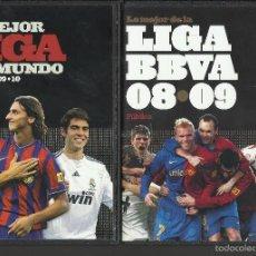 Cine: LA MEJOR LIGA DEL MUNDO+LA LIGA BBVA 2008.. Lote 59066025