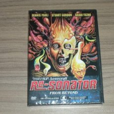 Cinema: RE-SONATOR DVD TERROR NUEVA PRECINTADA. Lote 280525048