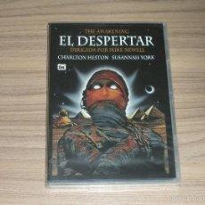 Cine: EL DESPERTAR DVD CHARLTON HESTON NUEVA PRECINTADA. Lote 183995232