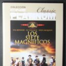 Cine: DVD - LOS SIETE MAGNÍFICOS - DIR. JOHN STURGES. Lote 59183145