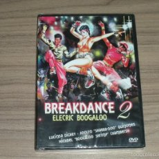 Cine: BREAKDANCE 2 ELECTRIC BOOGALOO DVD LUCINDA DICKEY NUEVA PRECINTADA. Lote 210267650