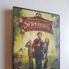 Cine: THE SPIDERWICK CHRONICLES - NICKELODEON MOVIES - ENGLISH. Lote 59514771