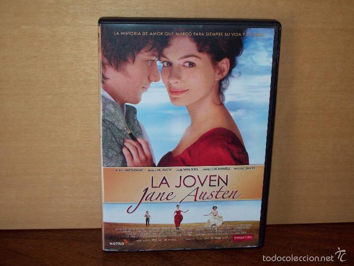 La Joven Jane Austen Anne Hathaway James Mc Comprar Películas