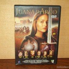 Cine: JUANA DE ARCO -JACQUELINE BISSET - PETER O'TOOLE - MAXIMILIAN SCHELL - SHIRLEY MACLAINE - DVD. Lote 59627043