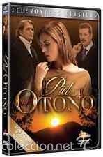 PIEL DE OTOÑO TELENOVELA 3 DVD'S NUEVOS LAURA FLORES, SERGIO GOYRI (Cine - Películas - DVD)