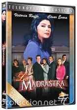 LA MADRASTRA TELENOVELA 3 DVD'S NUEVOS VICTORIA RUFFO, CESAR EVORA (Cine - Películas - DVD)