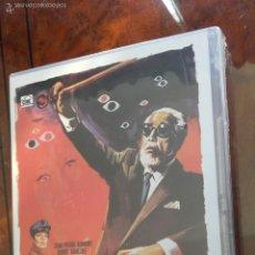 Cine: DVD EL COLECCIONISTA DE CADÁVERES (1970) - SANTOS ALCOCER - BORIS KARLOFF. Lote 59692799