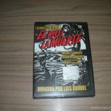 Cine: EL RIO Y LA MUERTE DVD DE LUIS BUÑUEL NUEVA PRECINTADA. Lote 183994901