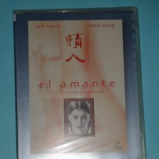 DVD EL AMANTE - JEAN JACQUES ANNAUD - JANE MARCH - PRECINTADO